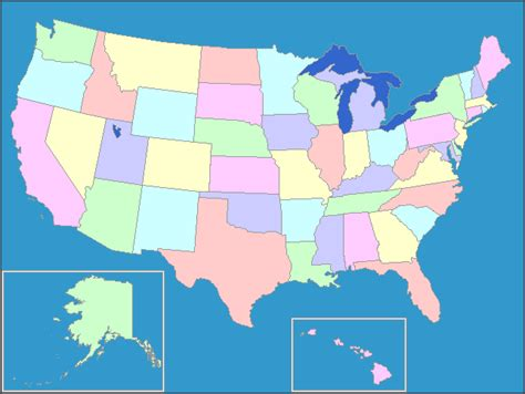 interactive map of the united states interactive map of the united states united states map