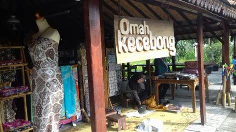 Tanaman Keladi Wayang wisata budaya perkungan jawa di omah kecebong on