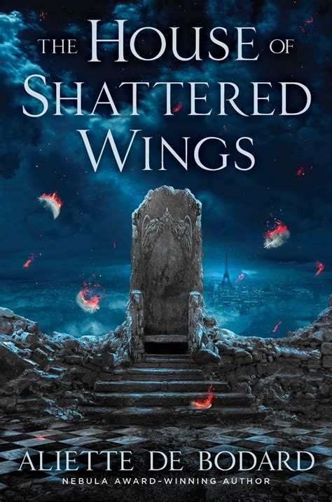 the house of fiction book 1 the house of shattered wings aliette de bodard
