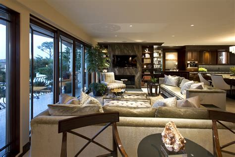 designing a family room la jolla luxury family room before and after robeson