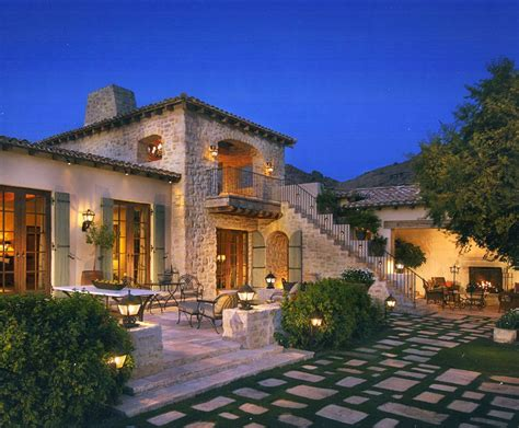 mediterranean home builders mediterranean style house with camelback mountain views in paradise valley in arizona by