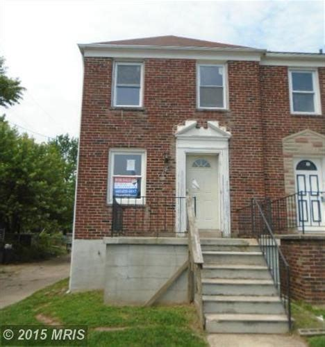 3543 pelham ave baltimore maryland 21213 foreclosed home