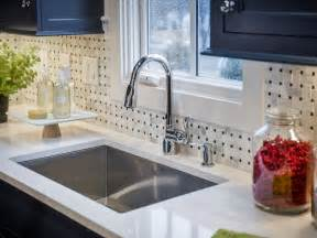 Quartz Kitchen Countertop Ideas White Granite Kitchen Countertops Pictures Ideas From Hgtv Hgtv