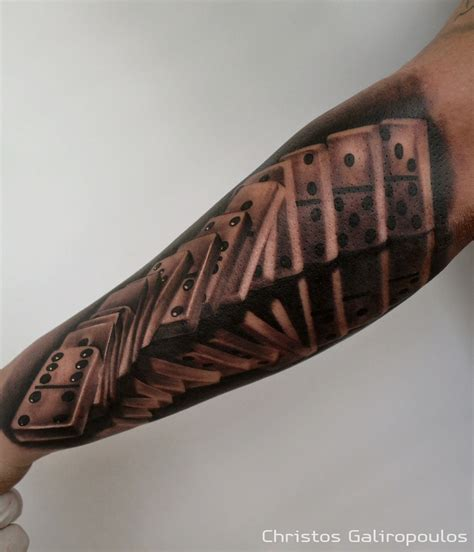 domino tattoo christos galiropoulos certified artist