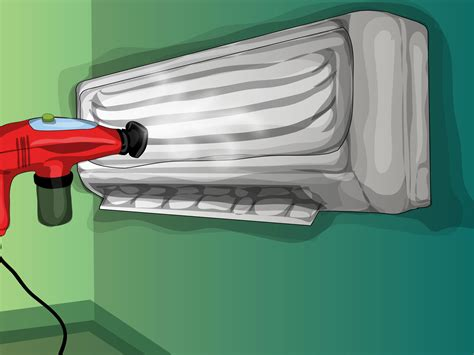 Air Conditioner Cleaner 3 ways to clean an air conditioner wikihow