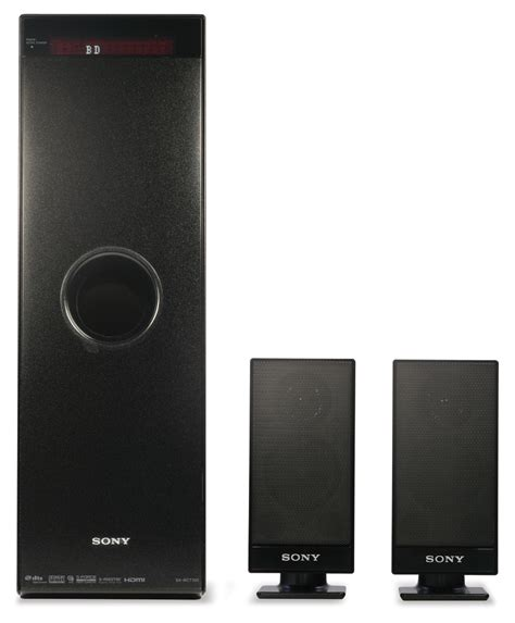 why you should choose sony home theater speakers