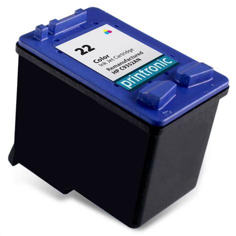 Terlaris Cartridge Hp 22 Color Original compatible hp 22 c9352an color ink cartridge