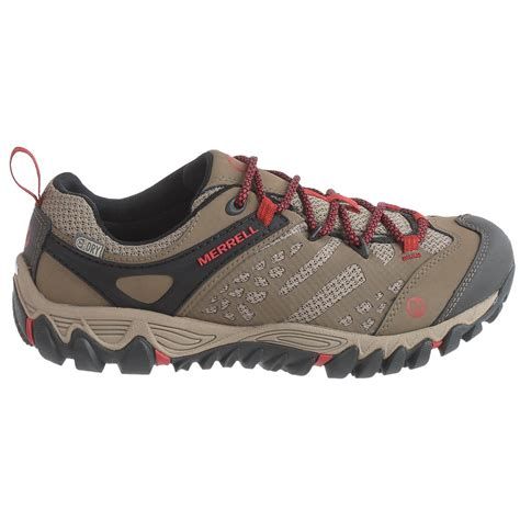 merrell shoes for merrell all out blaze ventilator hiking shoes for