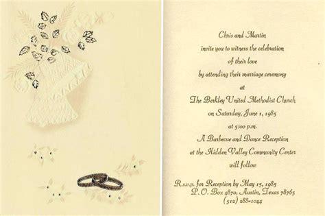 wacky wedding invitation wording wedding invitation wording marriage yaseen for