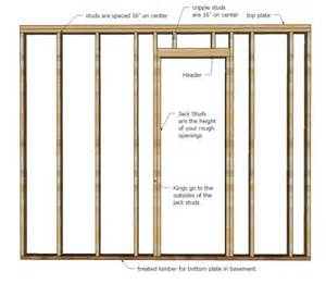 how to frame walls ana white woodworking projects