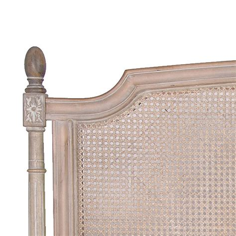 french cane headboard upholstered and french headboards french bedroom company