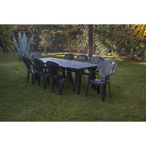 salon de jardin 8 personnes pas cher 6836 table de jardin 8 personnes avec les meilleures