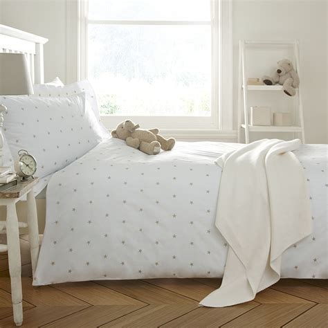 star bed new for your little one this cot bed duvet cover in 100