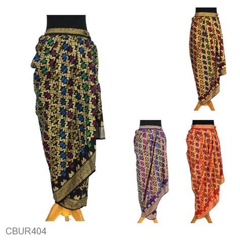 Rok Lilit Murah Batik rok lilit panjang motif songket bawahan rok murah batikunik