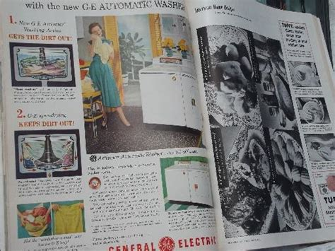 1950 home decor 1950s vintage american home decorating magazines lot 12