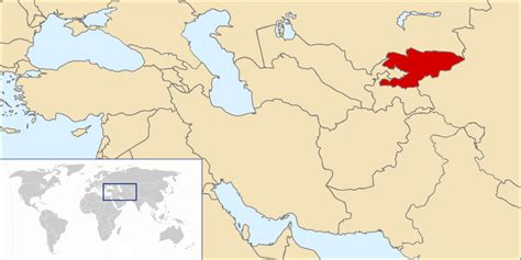kyrgyzstan in world map the us spent billions in kyrgyzstan but is leaving