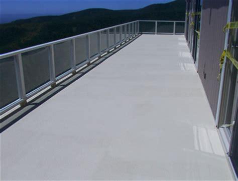 armortop roof coating deck textured coating armorgarage