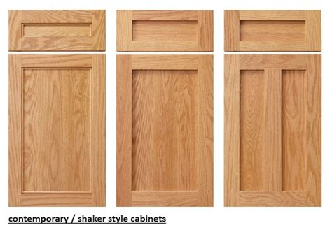 kitchen cabinet door styles trade secrets kitchen renovations part three cabinetry