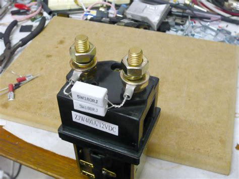 capacitor precharge resistor capacitor precharge resistor 28 images e speed update experimental electric vehicles a new