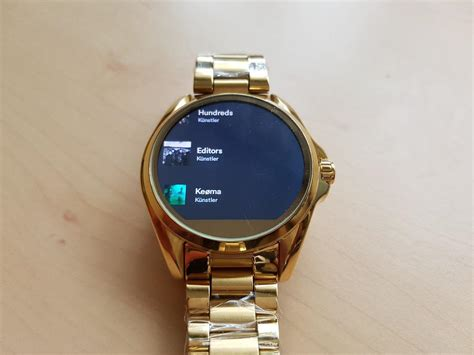 Smartwatch Mk michael kors access smartwatch de