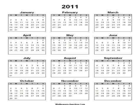 Calendar For Calendar 2011 2017 Printable Calendar