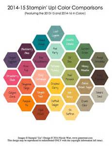 compare colors stin up color combo chart 2014 sting