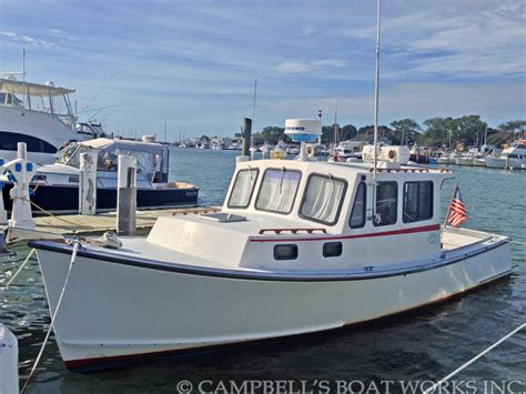 duffy downeast boats for sale 31 duffy boat for sale cbell s boat works inc