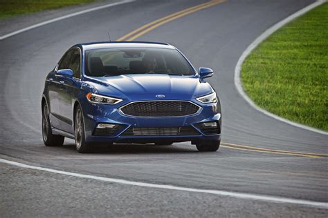 reviews on ford fusion 2017 ford fusion review
