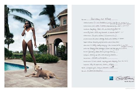 Leibovitz Photographs Beyonce And Tina For Amex Advert by American Express Questionnaire Print Image