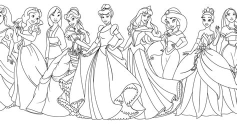 disney princess coloring pages brave fans request disney princess with merida from brave