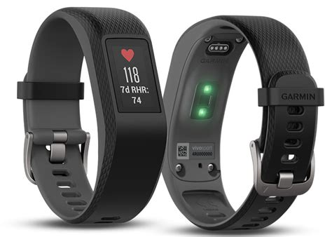 Garmin Vivosport Activity Tracker Fuchsia Black garmin vivosport activity tracker with rate sensor and gps launched in india for rs 15990