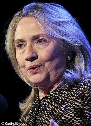 how old is hillary clinton knives out for overweight former first lady hillary