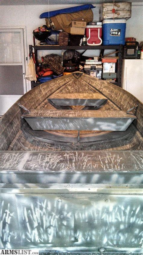 used duck hunting boats for sale in michigan armslist for sale 12ft aluminum camo sea king duck boat