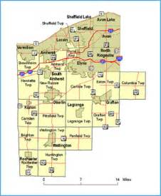 map of lorain ohio venues lorain county a wedding wish