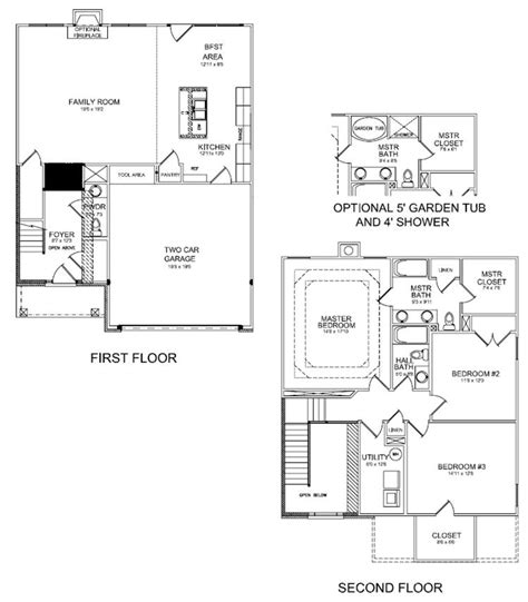 sink floor plan the brooklyn floor plan