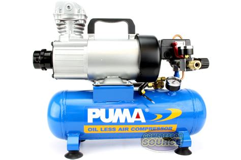 puma  volt dc  gallon  hp oil  air compressor