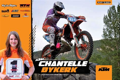 Ktm Posters Motocross Performance Magazine Prochnau Ready To Defend