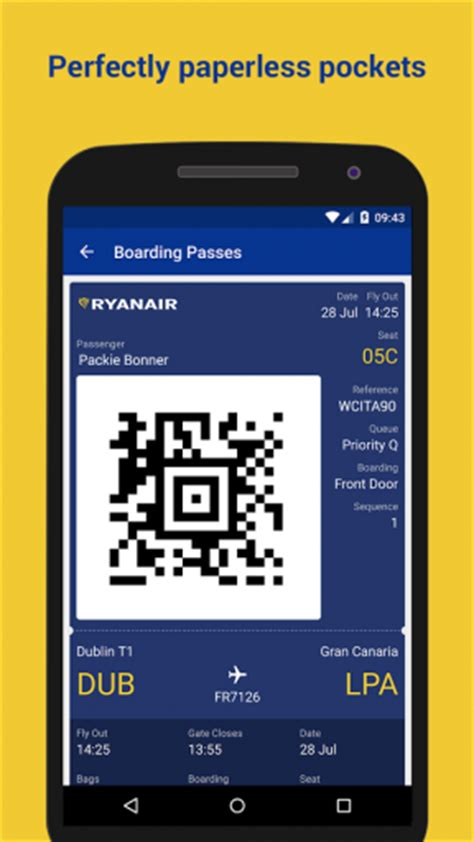 ryanair mobile ryanair beperkt gratis inchecken tot 4 dagen