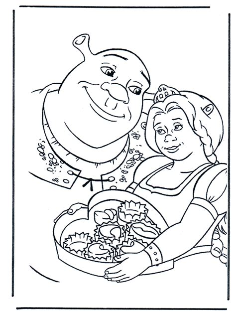 2 coloring page shrek 171 free coloring pages