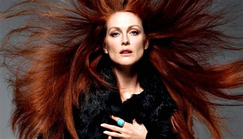 juliet moores hair color julianne moore named global brand ambassador for l oreal bnl