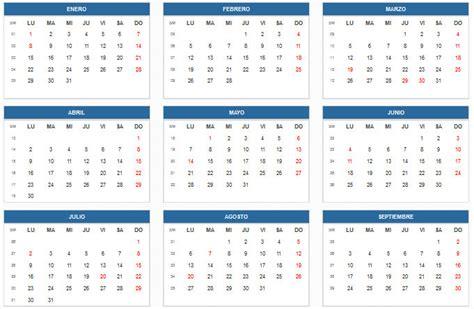 Calendario 2017 Feriados Colombia Calendario 2018 Con Feriados De Colombia Calendario 2018