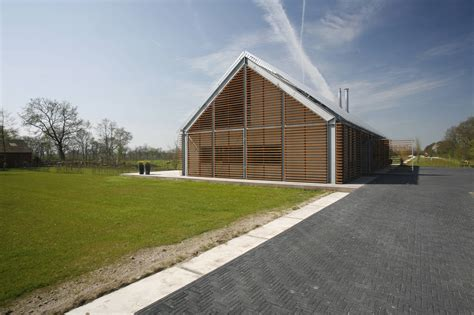 Tiny Houses Gallery Of Barn House Eelde Kwint Architects Aat Vos