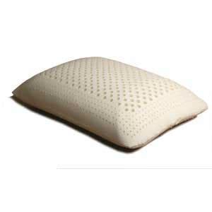 solid foam bed pillows organic pillows solid foam rubber latex pillow