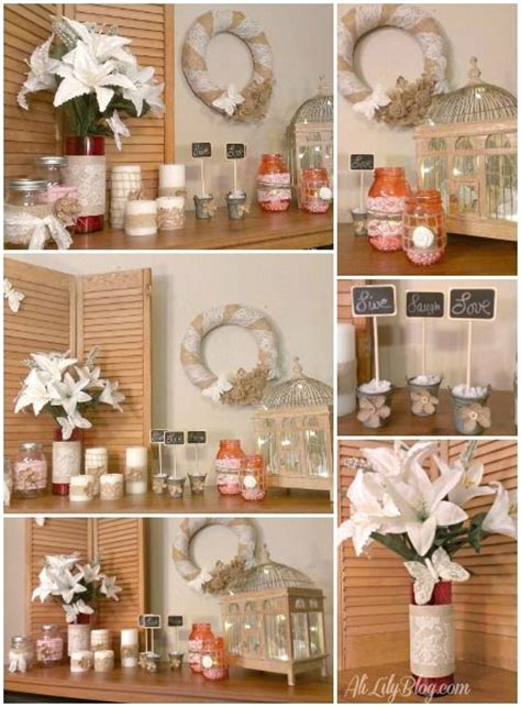 Easy Crafts To Decorate Your Home Easy Diy Home Decor With David Tutera Casual Elegance Dtcasualelegance Home Decor Ideas