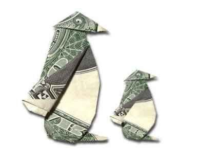 Catfish Dollar Origami - best 25 money origami ideas on folding money