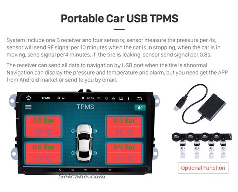 Portable Flash Player Transforms Usb In To Systems by Android 7 1 Touchscreen Car Radio Bluetooth Gps Navigation