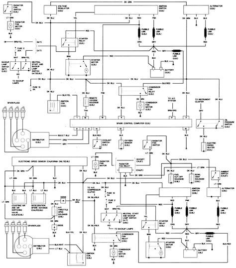 dodge caravan wiring diagram