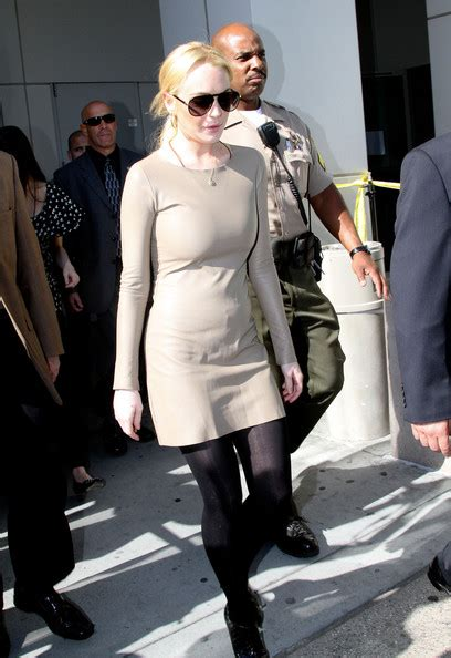 Lindsay Lohans Go Out To by Lindsay Lohan Going To Court Zimbio