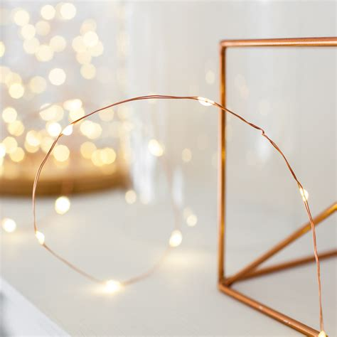 where to buy copper wire lights 20 warm white led copper micro fairy lights lights4fun co uk