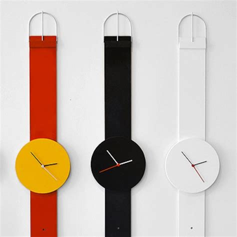 Modern Wall Clock a giant minimalist watch clock for your wall